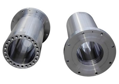 Hydraulic cylinder sleeves