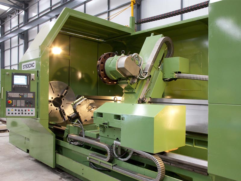 Workshop machinery - Itemat